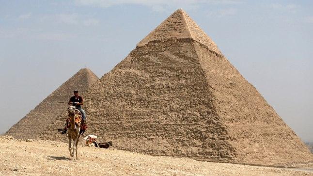 Püramiidid Gizas
