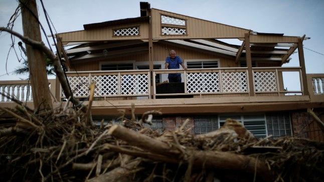 Puerto Rico pärast laastavat orkaani