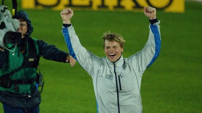 Andrus Värniku ajalooline triumf 2005. aasta Helsingi MMil.