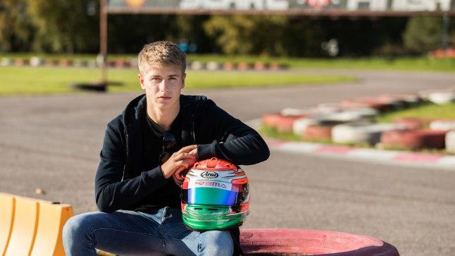 UNISTAB TIPUST: Noor vormelisõitja Jüri Vips tahab jõuda kõige vägevamasse seltskonda, kuid jääb realistiks