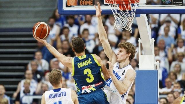 Hetk mängust Soome - Sloveenia.