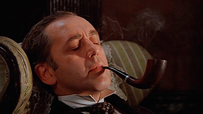 """Кадр из кф """"Приключения Шерлока Холмса и доктора Ватсона"""""""