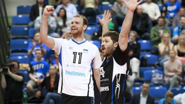 EMOTSIOON: Eesti võrkpallikoondis pakkus sel suvel elamusi täie raha eest!