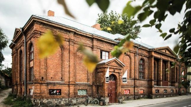 Tartu Uue Teatri hoone