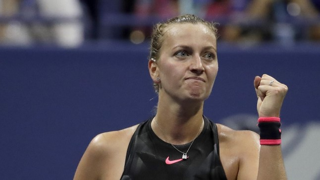 Petra Kvitova on pärast rasket vigastust taas tenniseväljakutel.