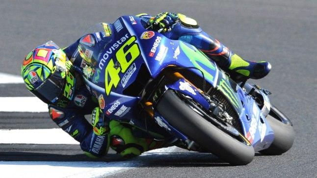Vanameister Valentino Rossi peab vigastuse tõttu vahele jätma vähemalt ühe Moto GP etapi.