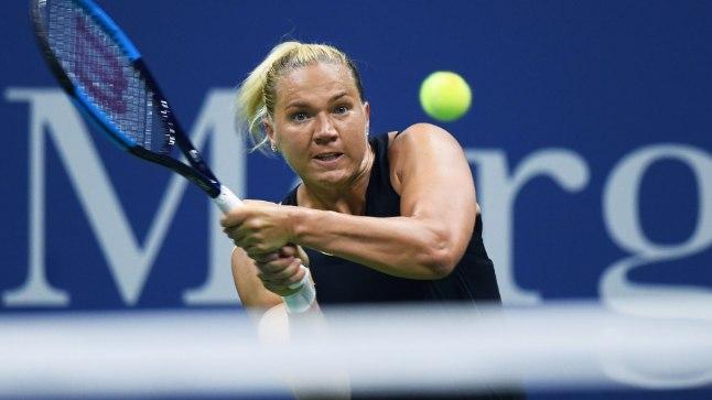 Kaia Kanepi näitas US Openil suurepärast mängu.