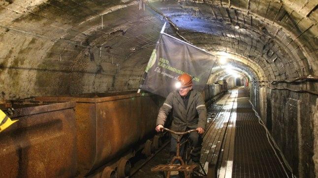 KUHU MINNA, MIDA TEHA I Sügiskirevad elamused Eesti Kaevandusmuuseumist!