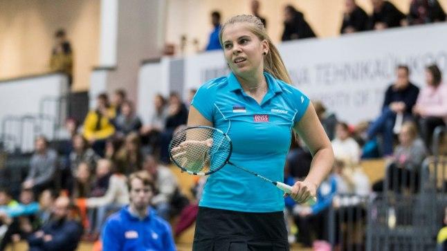 Helina Rüütel sai täna kaks magusat võitu.