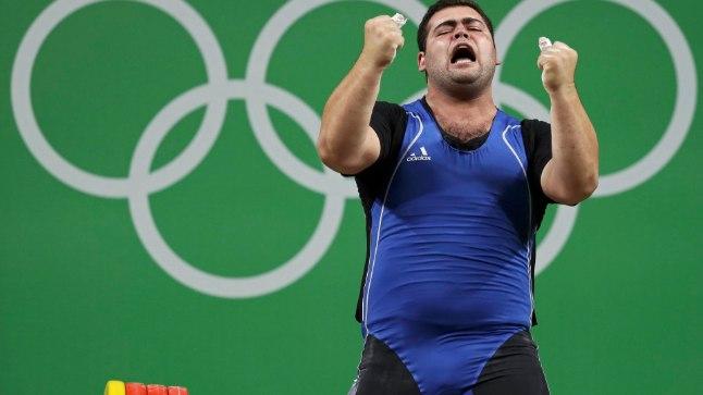 Armeenlane Gor Minasyan võitis Rio olümpialt pronksi.