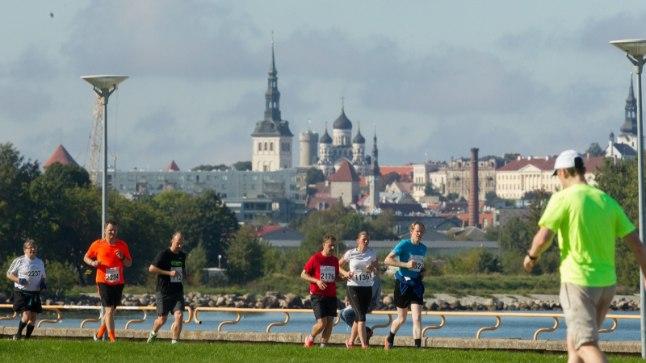 Mullune SEB Tallinna maraton.