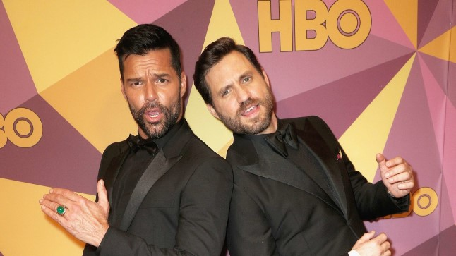 Ricky Martin ja Jwan Yosef
