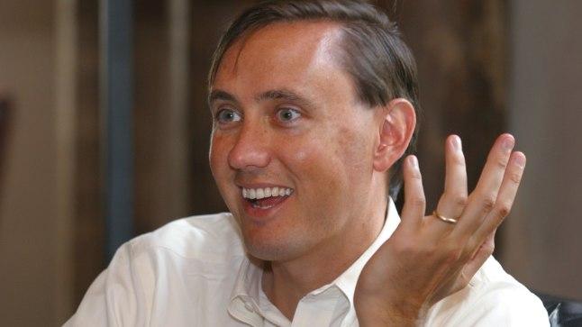 Steve Jürvetson osales 2004. aastal Tallinnas konverentsil Blackbox Open Mind.