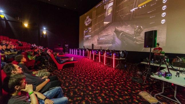 UNETUD ATLEEDID: MängudeÖÖ 2017 Tallinnas Solarise keskuse kinos.