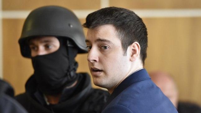 Nelikmõrvar Kevin Dahlgren.