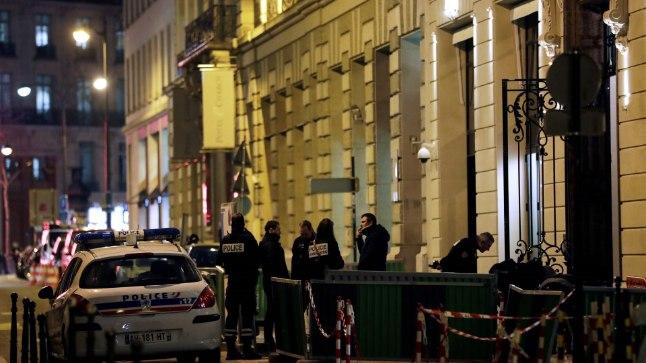 Ritzi hotell Pariisis