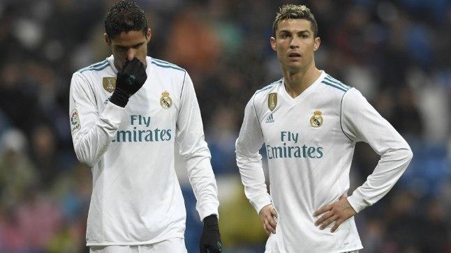 Madridi Reali meestel rõõmustamiseks põhjust pole.