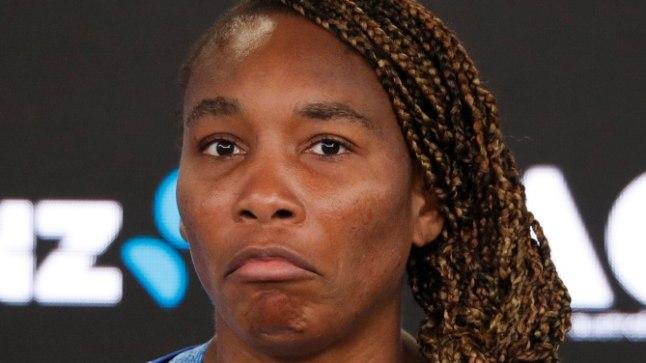 498418457ec Mullune finalist Venus Williams kaotas Austraalias, asetatuid langeb ...