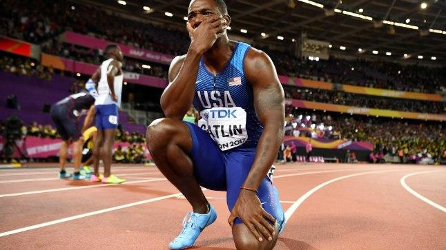 Dopinguskandaali rüpes olev <font color=&quot;#d30008&quot;>Justin Gatlin </font>kandideerib spordi-Oscarile