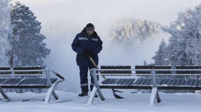 Talv Siberis