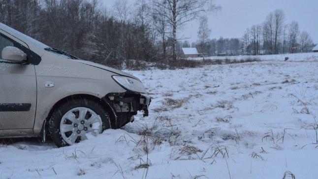 Õnnetus Viljandimaal