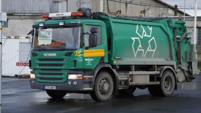 Tallinna linn käib prügifirmaga kohut
