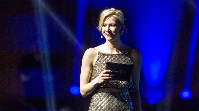 EFTA 2017 gala õhtujuht Katariina Tamm