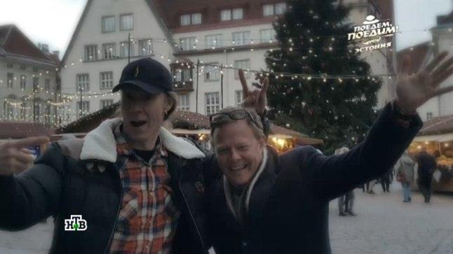 PILK PEALE | Vene telekanali britist saatejuht sõbrunes Eestis E-Type'iga ja tegi reisist värvika saate