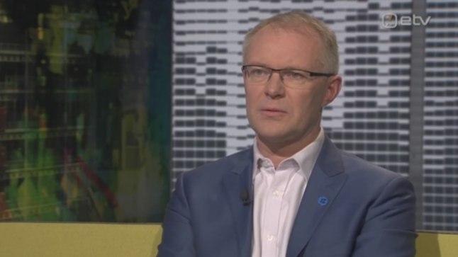 Riigikogu liige, sotsiaaldemokraat Hannes Hanso