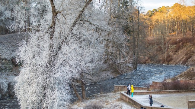 VAATA JA IMETLE: kaunis talveilm paneb lausa ahhetama!
