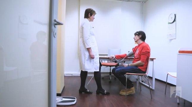 MINU UUSAASTALUBADUSE BLOGI | 12. päev – arst soovitab enne treeningutega alustamist põhinäitajaid kontrollida