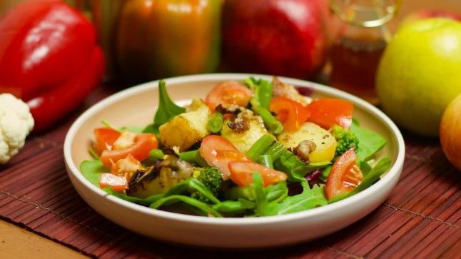 COOP KOKAKOOL | Katrini soe salat peekoniga