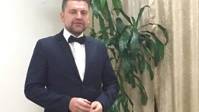 RÜE esimees Pavo Raudsepp