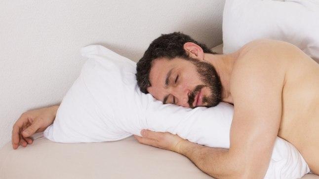 Mehed - oma tervise nimel magage alasti!