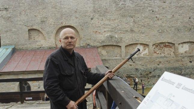 Jaak Mäll uuris Otepää varspüssi näitel käsitulirelvade seni vähe tuntud varast ajalugu.