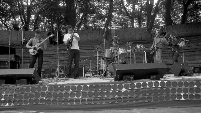 AASTA 1981: ansambel Kaseke