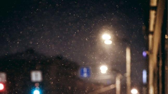 Tormine ilm Narva maanteel Tallinnas