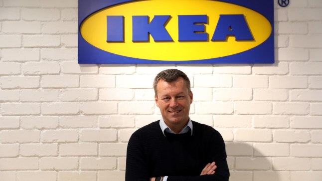 IKEA tegevjuht Jesper Brodin