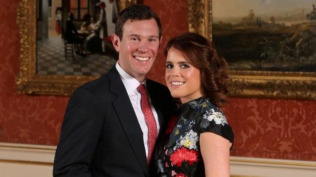 KIHLUSPORTREE: Printsess Eugenie ja Jack Brooksbank teatasid kihlumisest tänavu jaanuaris. Nende armulugu sai alguse 2010. aastal.