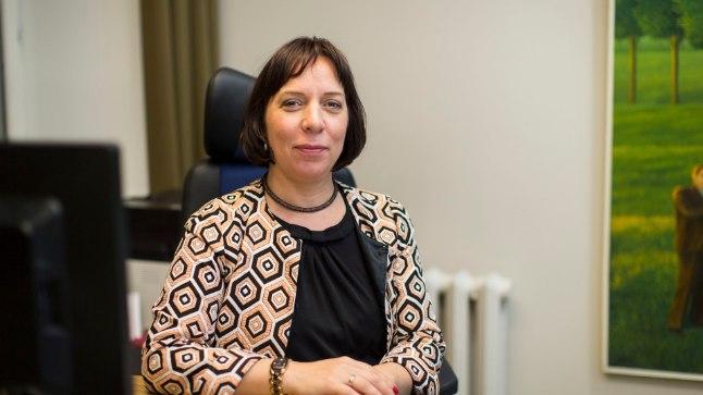 Haridus- ja teadusminister Mailis Reps