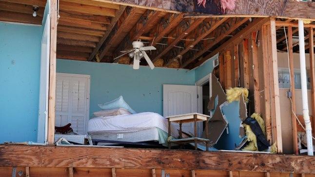 Torm viis kaasa elumaja terve seina