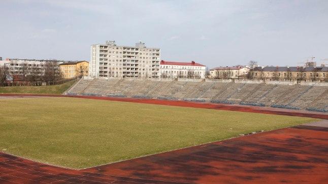 Venemaa suurarendaja rajab uhked kortermajad Kalevi staadioni kõrvale