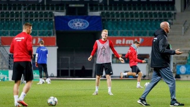 Ungari tuleb Eesti vastu kolme Bundesliga mehega