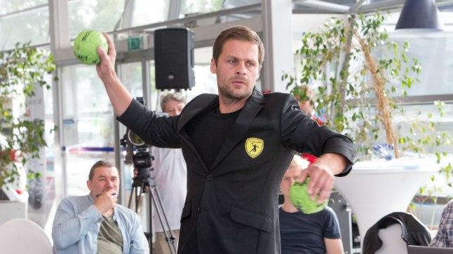 Esimene käsipalli profiklubi Eestis. Või siiski mitte?