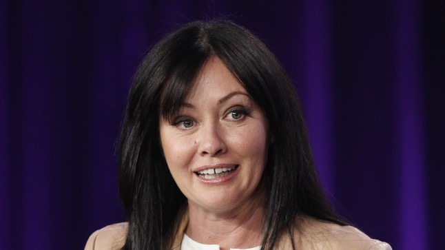 Vähi seljatanud Shannen Doherty jagas haruldasi fotosid