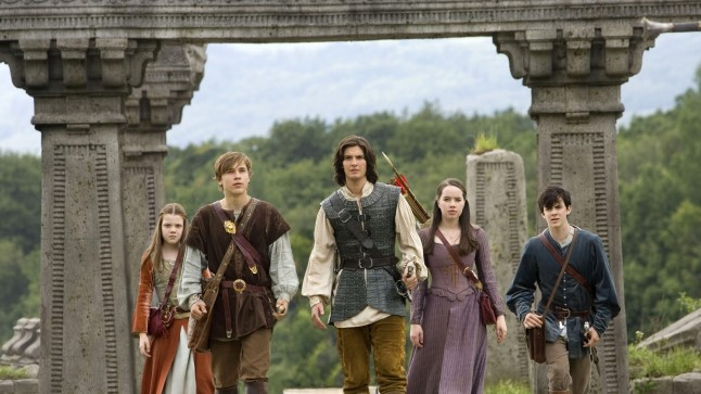 """Kaader filmist """"The Chronicles of Narnia: Prince Caspian"""""""