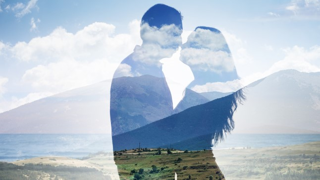 Suudlus. Pilt on illustratiivne.