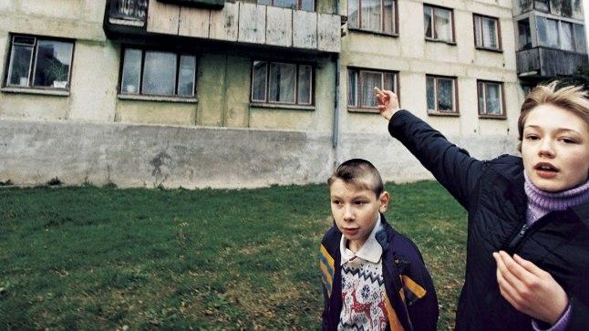 """Ida-Euroopas lokkavat seksiorjust paljastav """"Lilja 4-Ever"""" on vändatud peamiselt Paldiskis."""