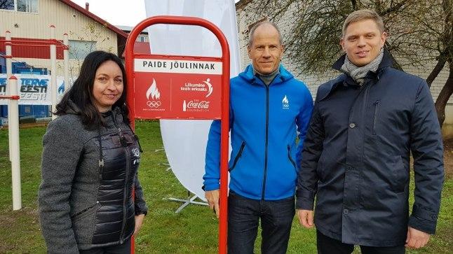 Paides avati esimene tosinast Eestisse kerkivast võimlemislinnakust