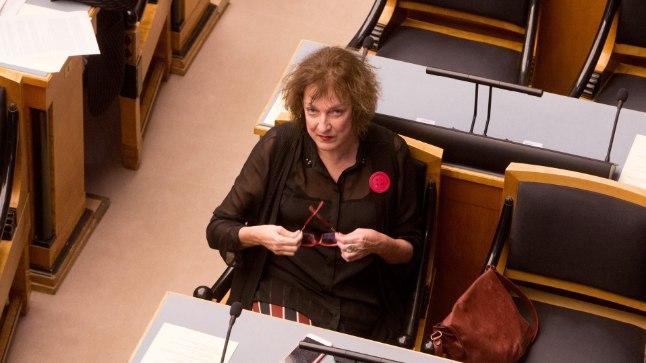 Maire Aunaste enam riigikokku ei kandideeri: aastate jooksul sain tunda pisaraid, häbenemist ja depressiooni
